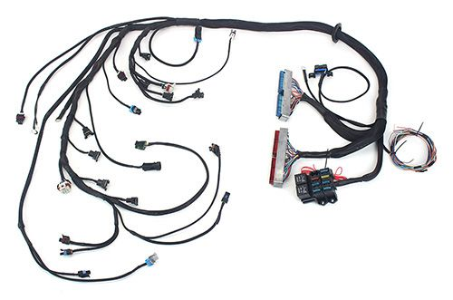 Wiring Harnes For 2007 Trailblazer